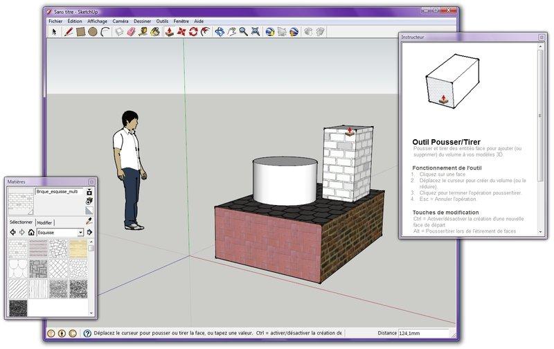 Logiciel architecture 3d gratuit l 39 impression 3d - Logiciel gratuit architecture exterieur ...