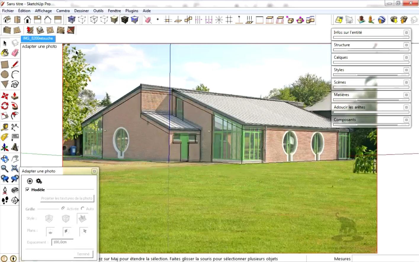 logiciel plan cuisine. comment dessiner une maison en d logiciel ... - Logiciel Dessin Maison 3d Gratuit Francais
