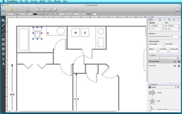Un programme de dessin l 39 impression 3d for Programme dessin maison