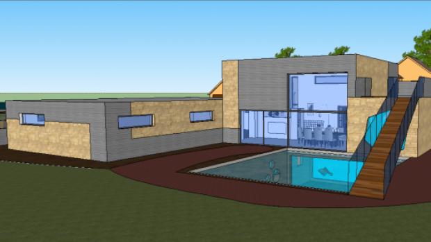 Dessiner sa maison en 3d l 39 impression 3d - Faire sa maison en 3d ...