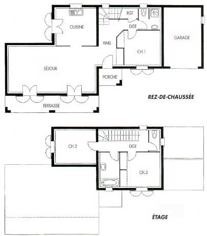 dessiner plan de maison gratuit l 39 impression 3d. Black Bedroom Furniture Sets. Home Design Ideas