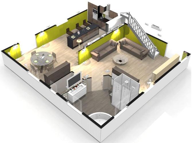 Cr er sa maison en 3d gratuit l 39 impression 3d - Logiciel pour faire sa maison ...