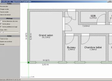 gallery of logiciel gratuit pour faire plan de maison with faire plan maison - Logiciel Pour Faire Des Plans De Maison