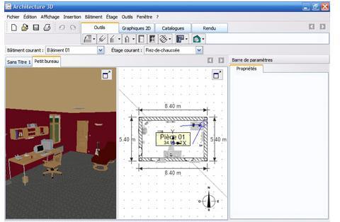Un Logiciel Gratuit Construction Maison 3d L 39 Impression 3d