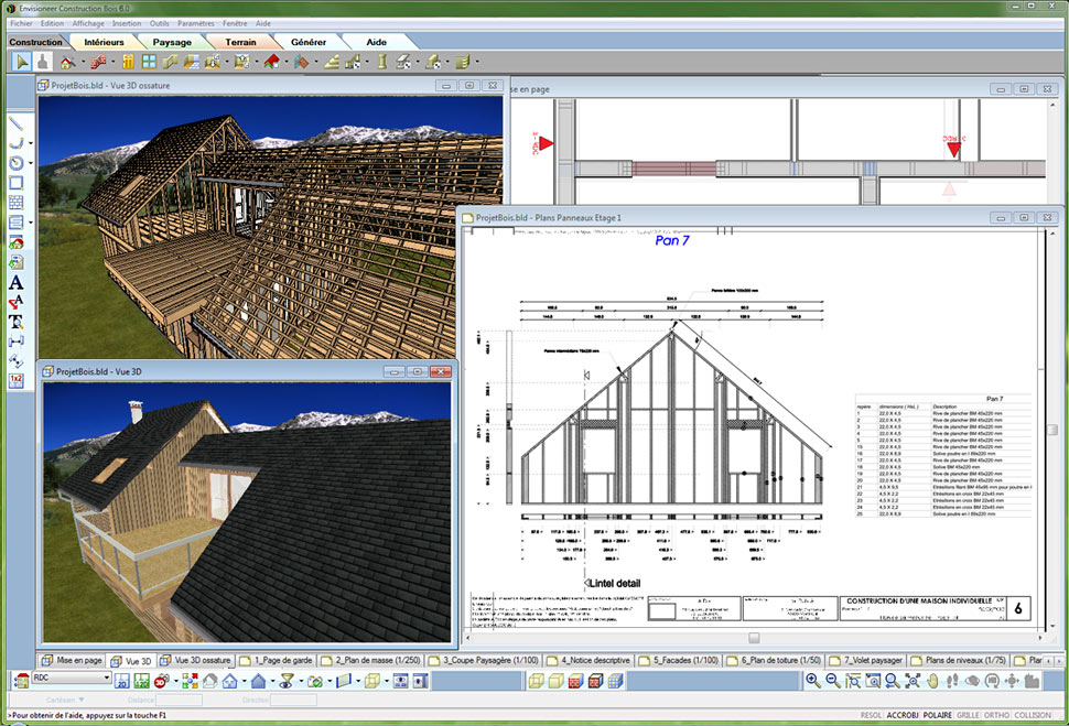 Un logiciel cr ation maison l 39 impression 3d for Site de construction de maison 3d
