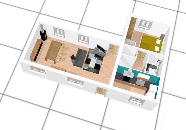 un faire un plan en 3d gratuit en ligne l 39 impression 3d. Black Bedroom Furniture Sets. Home Design Ideas
