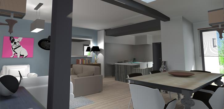 Un maison 3d dessin l 39 impression 3d for Ma maison en 3d gratuit