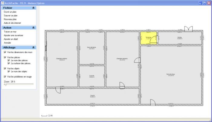 Un logiciel plan maison gratuit facile l 39 impression 3d for Creer un plan en 3d gratuit