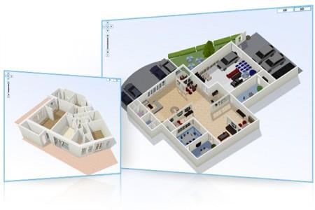 Un creer plan maison l 39 impression 3d - Logiciel pour dessiner plan de maison ...