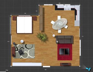 un architecte 3d gratuit en ligne l 39 impression 3d. Black Bedroom Furniture Sets. Home Design Ideas