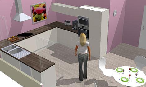 un faire plan cuisine 3d gratuit l impression 3d