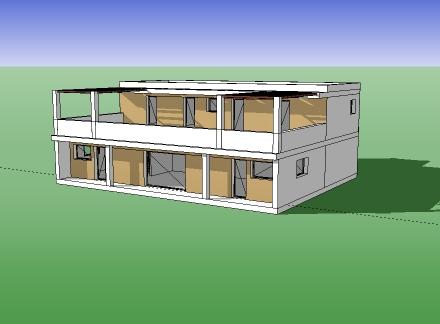 Plan Maison Gratuit 3d L 39 Impression 3d