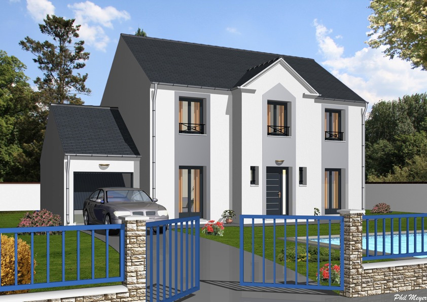 Simulation maison 3d gratuit les plus with simulation for Construire sa maison simulation