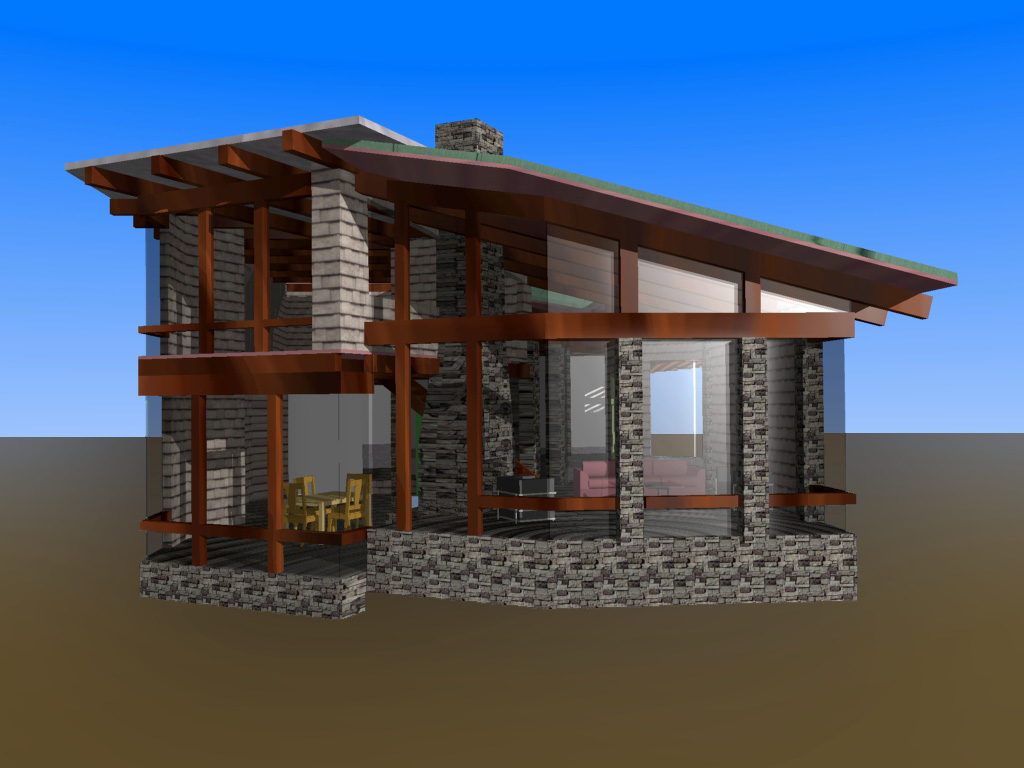 Un logiciel de maison 3d gratuit l 39 impression 3d for Creation maison 3d