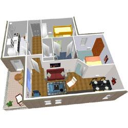 logiciel construction maison 3d gratuit fran ais l. Black Bedroom Furniture Sets. Home Design Ideas