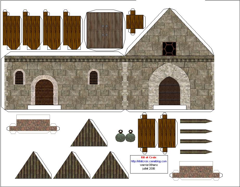 Maquette en carton a telecharger l 39 impression 3d for Conception d architecture en ligne gratuite pour la maison