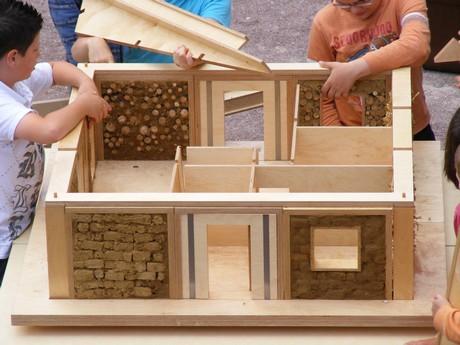 Comment faire une maquette de maison l 39 impression 3d - Construire une petite maison en bois ...