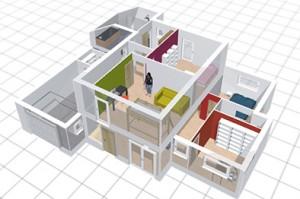 Faire son plan de maison en ligne l 39 impression 3d - Faire son plan de maison en 3d ...