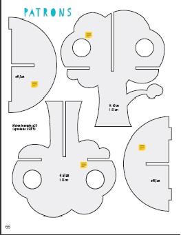 patron de maison en carton l 39 impression 3d. Black Bedroom Furniture Sets. Home Design Ideas
