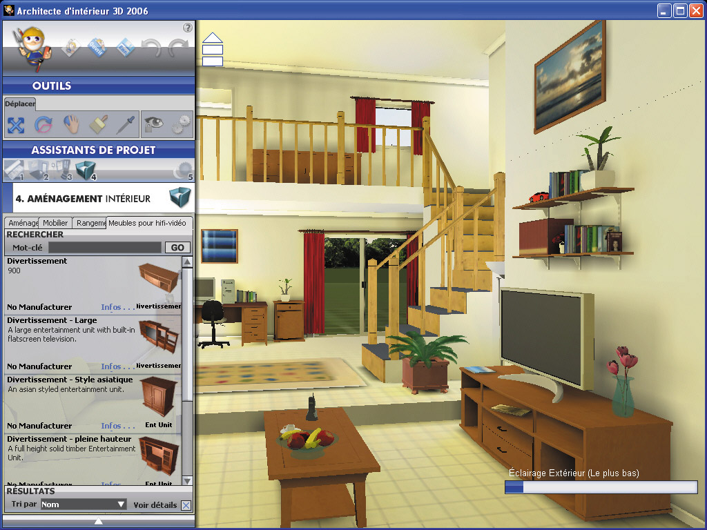 Logiciel pour maison 3d gratuit l 39 impression 3d for Logiciel maquette 3d