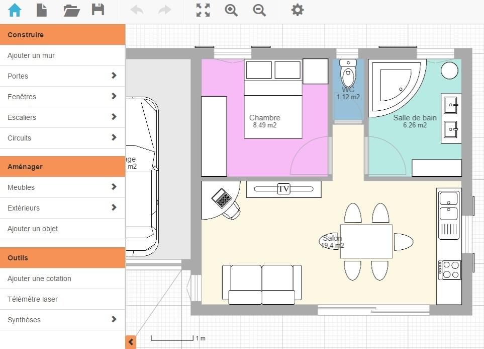 Dessiner plan gratuit l 39 impression 3d for Plan a 3 site gratuit