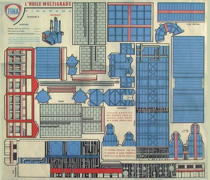 Maquette chateau fort a decouper l 39 impression 3d - Decoupage maison a imprimer ...