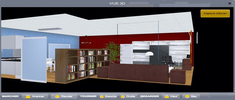 Amenagement interieur 3d en ligne gratuit l 39 impression 3d for Amenagement interieur en ligne