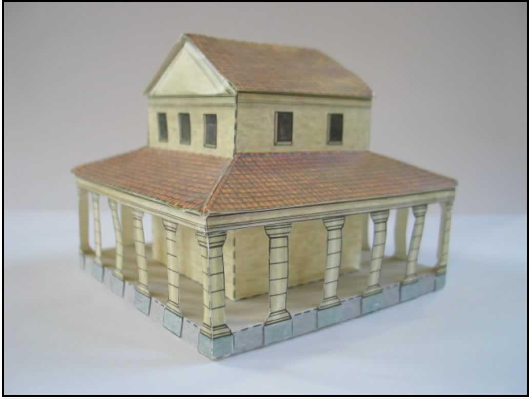 Construire une maquette de maison l 39 impression 3d for Construire sa maison 3d