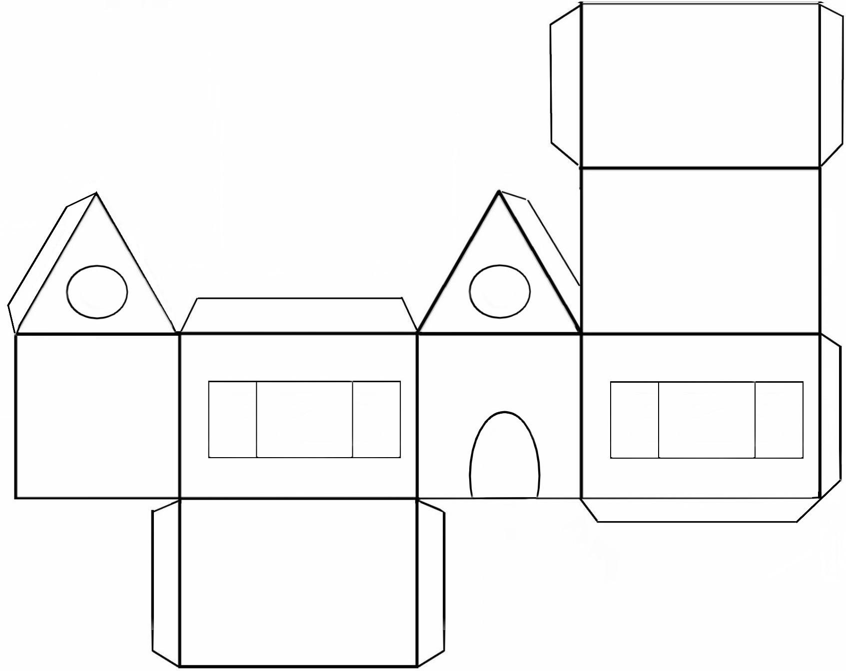 Petite maison en carton fabriquer l 39 impression 3d - Ou faire couper sa carte sim ...