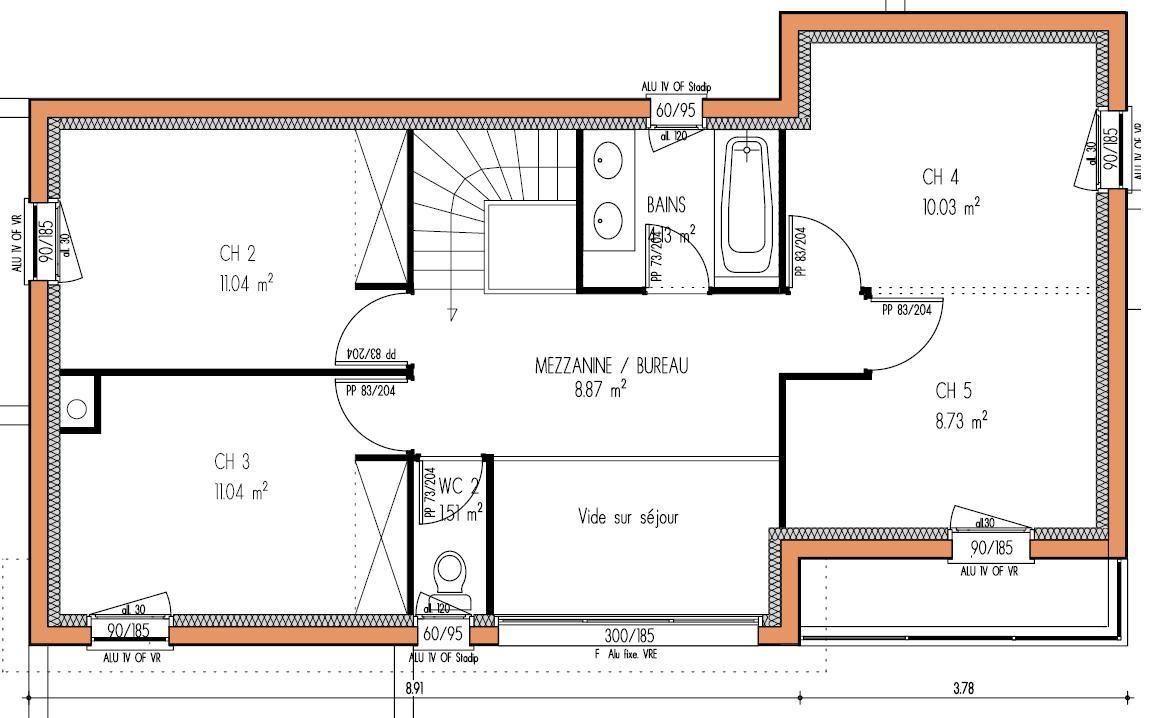 plan d architecte maison gratuit - l'impression 3d - Plan De Maison Moderne D Architecte Gratuit