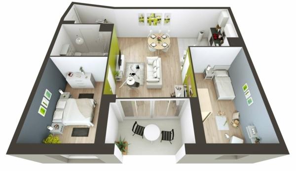faire des plan de maison en 3d l impression 3d