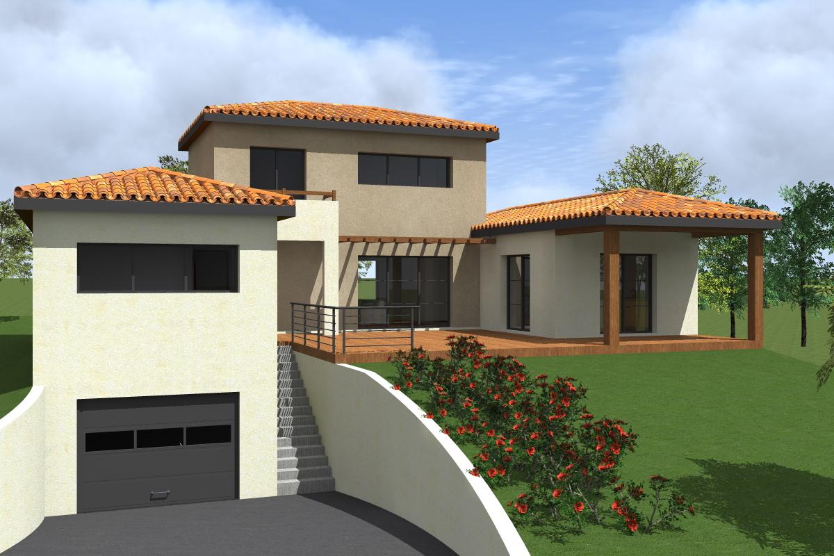 Simulateur de plan de maison l 39 impression 3d - Simulateur plan maison 3d gratuit ...