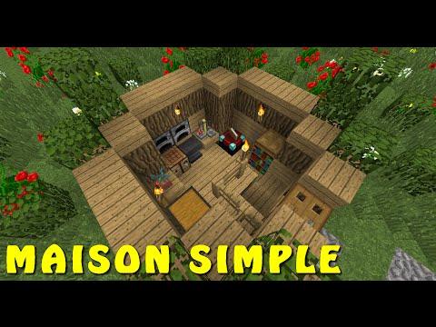 Video de minecraft sur ps3 comment faire une belle maison - Comment faire une belle chambre minecraft ...