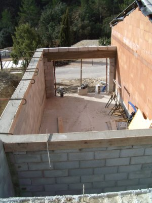 Construire Garage Parpaing Beautiful Vue Du Garage St Sbastien Sur