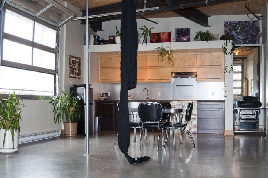 Plan de garage avec logement au dessus l 39 impression 3d for Plan de garage avec loft