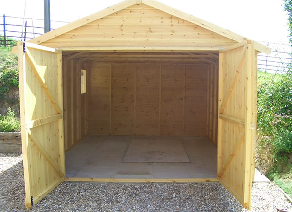 Fabriquer son garage en bois l 39 impression 3d for Comment vendre son garage