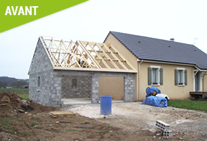 Prix construction garage 20m2 l 39 impression 3d for Prix construction garage