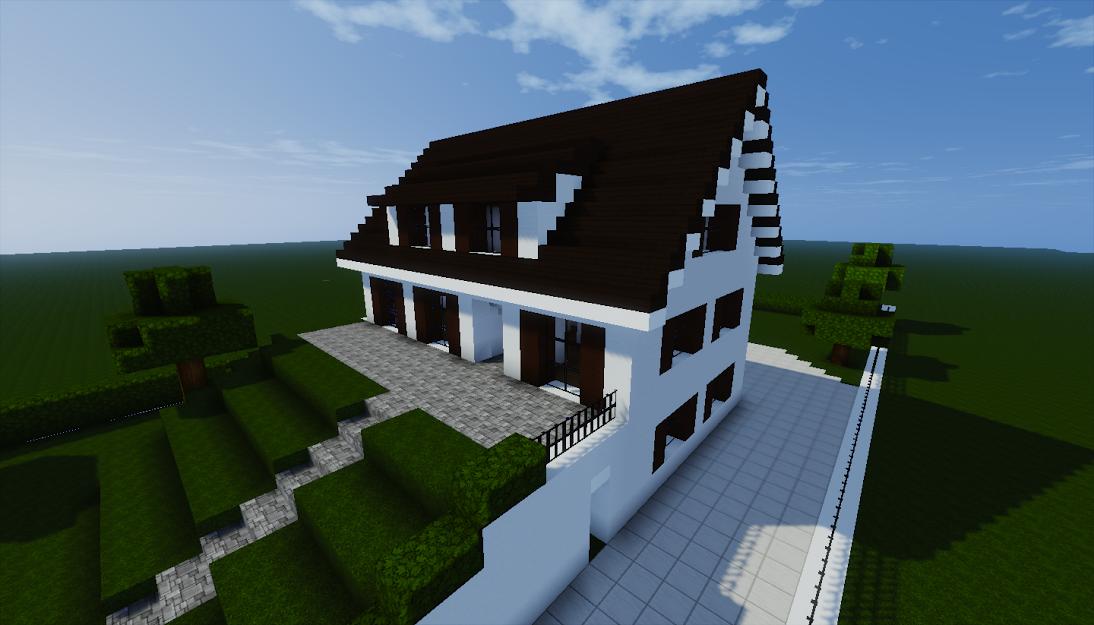 Minecraft construction utile l 39 impression 3d for Minecraft construction d une maison