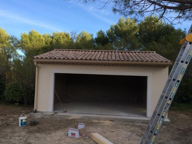 Plan de garage en parpaing l 39 impression 3d for Constructeur de garage en parpaing