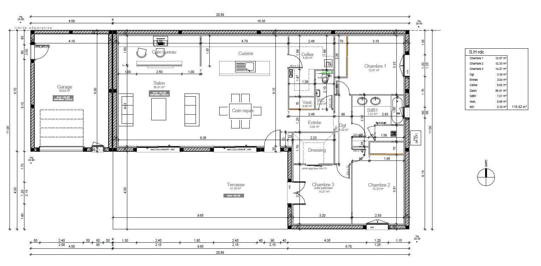 Plan porte garage l 39 impression 3d - Porte de garage design ...