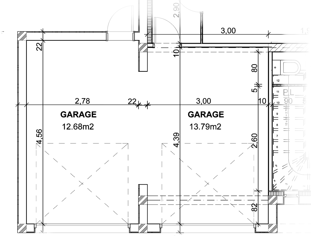 Permis de construire pour un garage l 39 impression 3d for Plan de garage