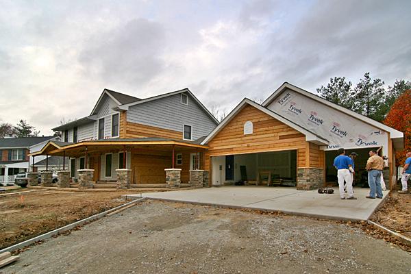 Ajouter un garage l 39 impression 3d for Cout agrandissement maison 30m2