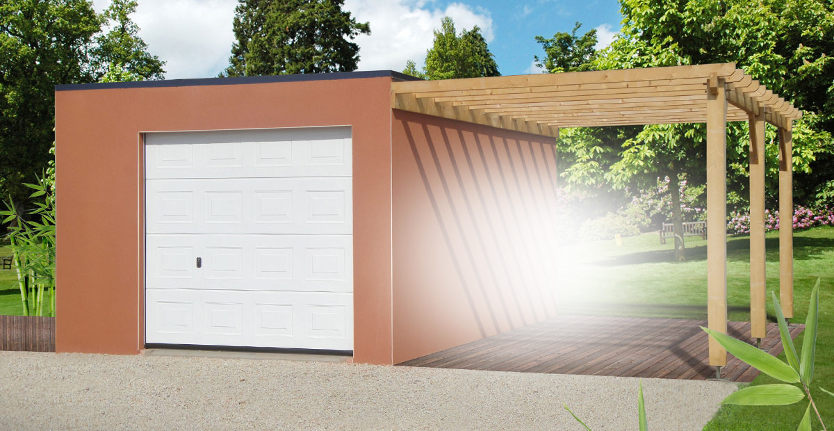 Prix garage pr fabriqu plaque b ton l 39 impression 3d - Garage prefabrique beton prix ...