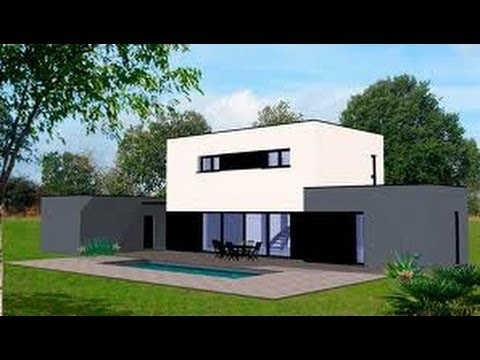 Maison moderne minecraft ps3 l 39 impression 3d for Maison moderne 57