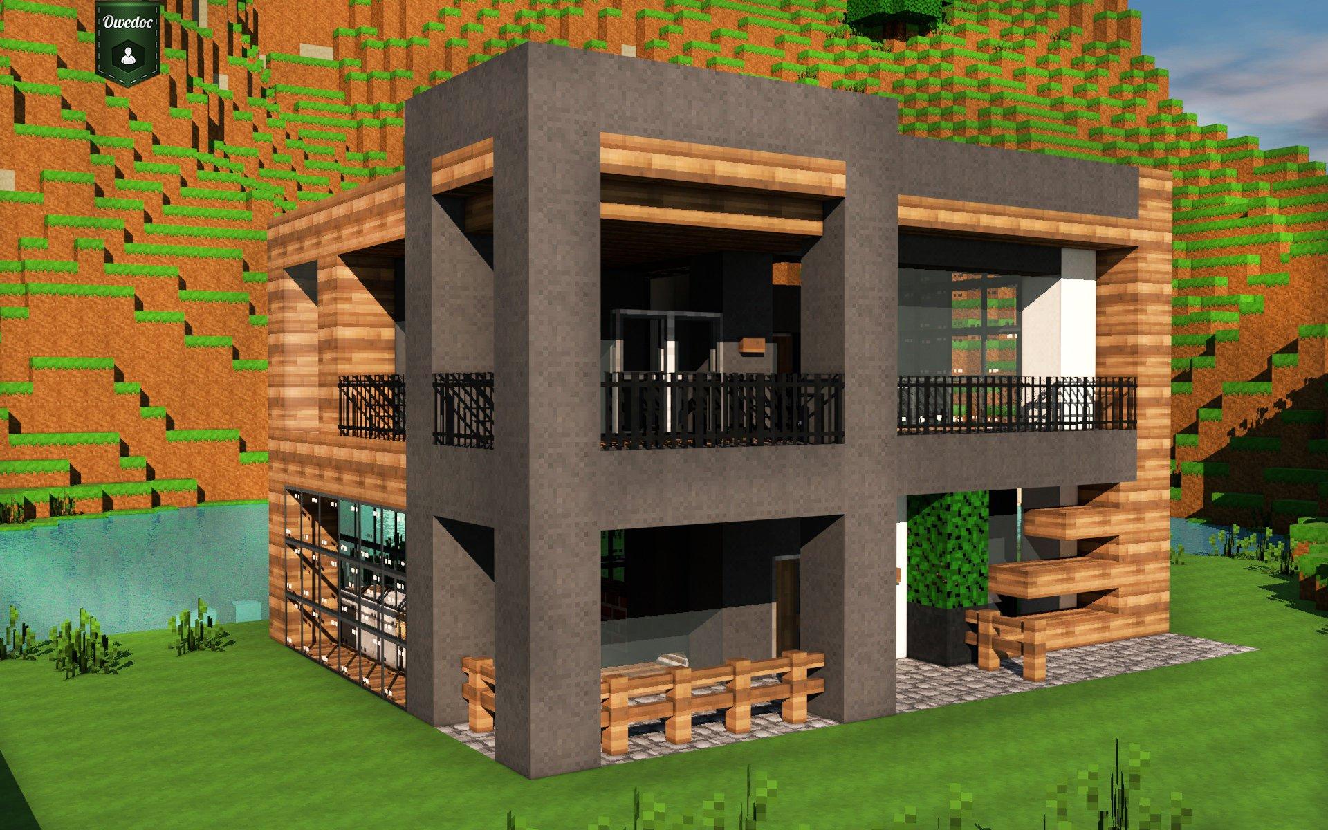 Идеи постройки домов в майнкрафте