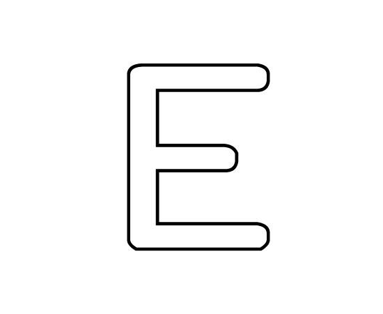 modele lettre alphabet imprimer