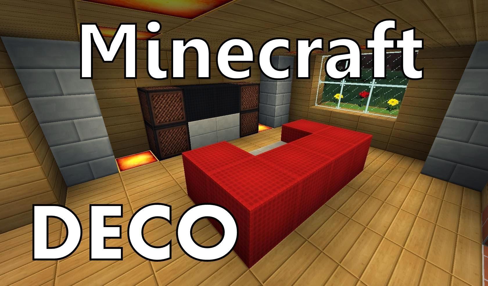 Minecraft salon moderne l 39 impression 3d for Salon impression 3d