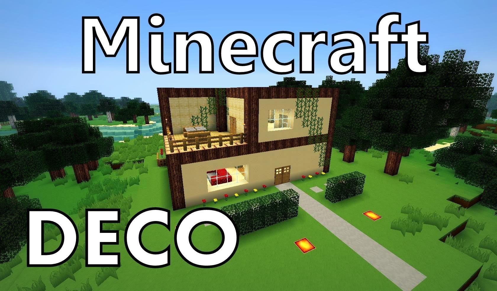 Minecraft comment faire une villa l 39 impression 3d for Comment faire une petite maison minecraft