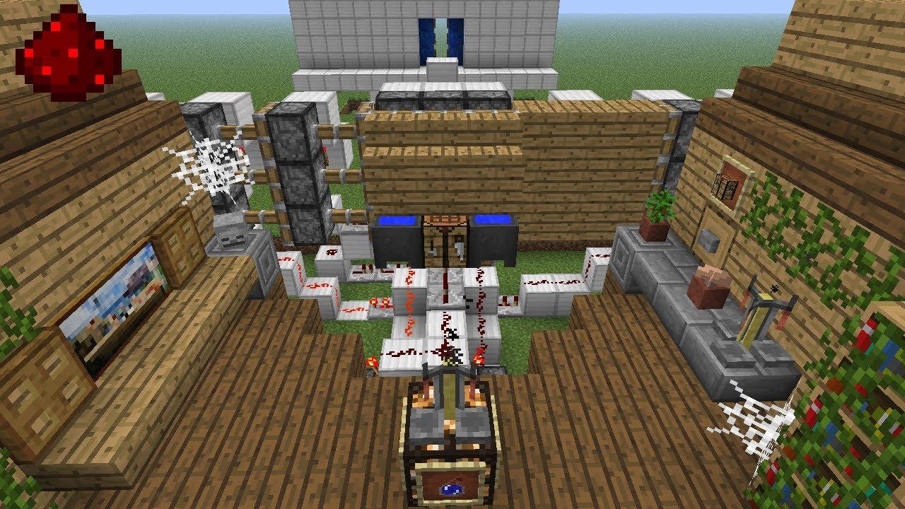 Dessin de minecraft maison - L'impression 3D