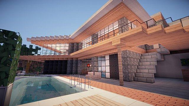 Beautiful Maison De Luxe Moderne Exterieur s Design